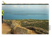 Frenchman's Bay From Cadillac Mountain Carry-all Pouch
