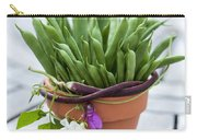 Green Beans In Pot Carry-all Pouch