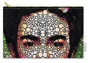 Frida Kahlo Art - Define Beauty Carry-all Pouch