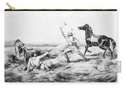 Frontiersman, 1858 Carry-all Pouch