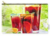 Fruit Punch  Carry-all Pouch by Elena Elisseeva