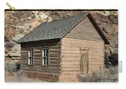 Frutia Schoolhouse Capitol Reef National Park Utah Carry-all Pouch