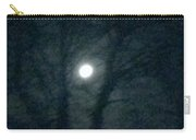 Fullmoon In Between The Trees  Carry-all Pouch