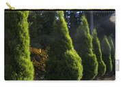 Funeral Cypress Trees Carry-all Pouch