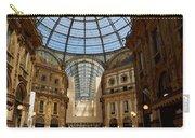 Galleria Vittorio Emanuele. Milano Milan Carry-all Pouch