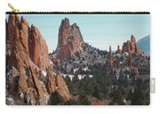 Garden Of The Gods Colorado Carry-all Pouch