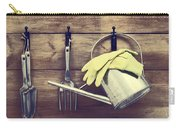 Garden Shed Carry-all Pouch by Amanda Elwell