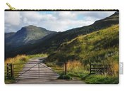 Gates. Rest And Be Thankful. Scotland Carry-all Pouch