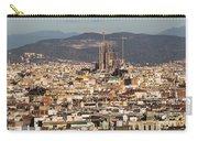 Gaudi La Sagrada Familia Barcelona  Carry-all Pouch
