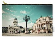 Gendarmenmarkt In Berlin Germany Carry-all Pouch