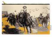 General Pancho Villa At Ojinaga A Military Triumph 1916-2008 Carry-all Pouch