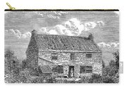 George Stephenson (1781-1848) Carry-all Pouch