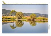 George Town Lake Reflections Carry-all Pouch