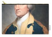 George Washington By Rembrandt Peale Carry-all Pouch