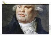 Georges-jacques Danton (1759-1794) Carry-all Pouch