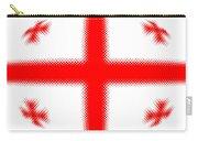 Georgian Flag Carry-all Pouch