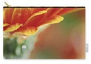 Gerbera Flower Carry-all Pouch