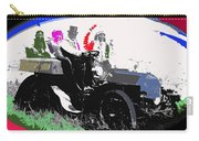 Geronimo At The Wheel 1904 Locomobile Model C Touring Car On The 101 Ranch In Oklahoma 1905 Carry-all Pouch