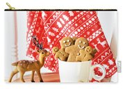 Gingerbread At Christmas Carry-all Pouch