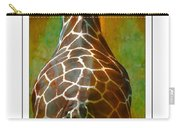 Giraffe Colors Carry-all Pouch