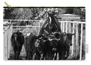 Git Along Dogies Bw Carry-all Pouch