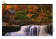 Glade Creek Grist Mill Carry-all Pouch