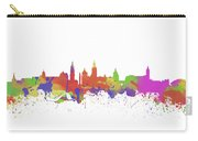 Glasgow Watercolor  Skyline  Carry-all Pouch