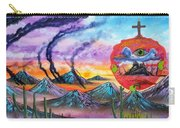God Of A Thousand Faces Carry-all Pouch