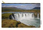 Godafoss Waterfall Carry-all Pouch
