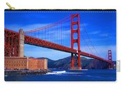 Golden Gate Bridge Panoramic View Carry-all Pouch