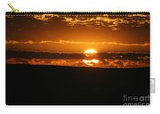 Golden Morning Carry-all Pouch