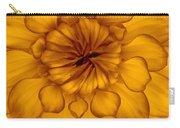 Golden Sunshine - Dahlia Carry-all Pouch