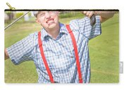 Golf Temper Tantrum Carry-all Pouch