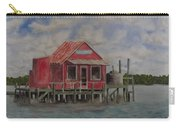 Goodyear Fish House #2 Carry-all Pouch