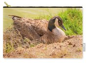 Goose Nesting Carry-all Pouch