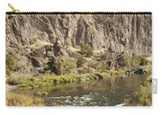 Goose Rock Above John Day River Oregon Carry-all Pouch