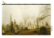 Gothic Autumn Morning Carry-all Pouch