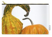 Gourds And Pumpkins Carry-all Pouch