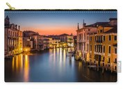 Grand Canal Carry-all Pouch