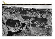 Grand Canyon Navajo Point Panorama At Sunrise  Carry-all Pouch