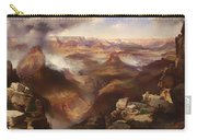 Grand Canyon Of The Colorado River Carry-all Pouch