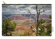 Grand Canyon View From The South Rim Carry-all Pouch