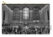 Grand Central Station Bw Carry-all Pouch