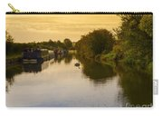 Grand Union Canal In Berkhampsted Carry-all Pouch