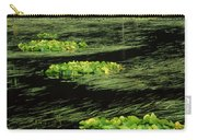Grasses And Lilies In Beaver Pond Carry-all Pouch