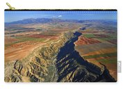 Great Canyon River Gor In Spain Carry-all Pouch