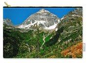 Great Glacier Trail In Glacier Np-british Columbia Carry-all Pouch