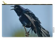 Great-tailed Grackle Carry-all Pouch