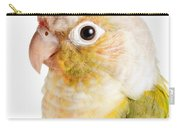 Green-cheeked Conure Pineapple P Carry-all Pouch