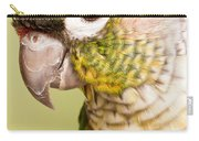 Green-cheeked Conure Pyrrhura Molinae Carry-all Pouch